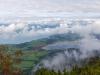 Blick vom Branderschrofen (1880 m hoch)