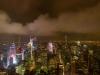 Nachts auf dem Empire State Building