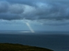 Blick von der Vogelinsel Runde (Norwegen)
